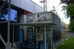 Evaporating Cooling Unit for Sintering Furnaces